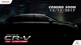 Honda CR-V 7 chỗ ngồi thế hệ thứ 5 hoàn toàn mới sắp được ra mắt