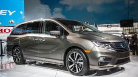 Honda Odyssey 2018 có thể sẽ về Việt Nam