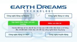 Tìm hiểu công nghệ Earth Dreams Technology của Honda