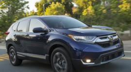 Honda CR-V 2018 có giá từ 570 triệu đồng
