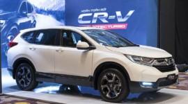 Cận cảnh Honda CR-V 7 chỗ vừa ra mắt thị trường Việt