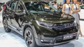 Ngắm trước Honda CR-V 7 chỗ sắp ra mắt tại Việt Nam