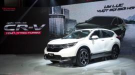 Lịch trưng bày Honda CR-V 7 chỗ hoàn toàn mới tại Showroom Honda Vinh