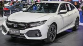 Honda Vinh: Cận cảnh Honda Civic Hatchback 2017 tại Thái Lan