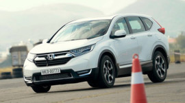 Honda CR-V 7 chỗ có gì mới tại Việt Nam