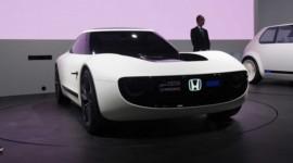 Mẫu xe điện Honda đến từ 'tương lai': Sạc 15 phút đi được 240km