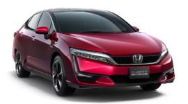 """Honda Clarity giành giải thưởng """"Xe xanh của năm 2018"""""""