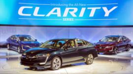 Honda Clarity được đánh giá tốt hơn cả Accord