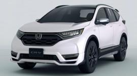Honda CR-V thế hệ mới sắp thêm bản thể thao