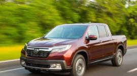 Honda Ridgeline: Chiếc bán tải độc đáo