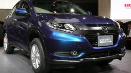 Honda HR-V sắp có phiên bản chạy điện
