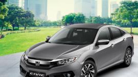Honda Ôtô Vinh công bố Giá bán lẻ đề xuất các mẫu ôtô nhập khẩu nguyên chiếc từ Thái Lan tháng 4/2018