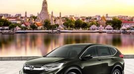 """Honda CR-V giành giải thưởng """"Xe của năm"""" tại Thái Lan"""