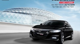 Honda ô tô Vinh chính thức nhận đặt cọc Honda Accord thế hệ thứ 10