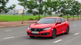 Honda Civic RS: Chiếc sedan mang phong cách thể thao