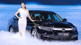 """Honda Vinh giới thiệu mẫu xe Honda Accord hoàn toàn mới """"Định đẳng cấp – Tạo tương lai"""""""
