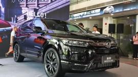 SUV mới Honda Breeze 2020 ra mắt – lai giữa CR-V và Accord