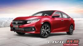 Honda Civic RS thêm màu mới – Đậm tính thể thao